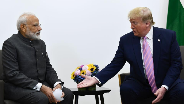 Donald Trump learned Hindi