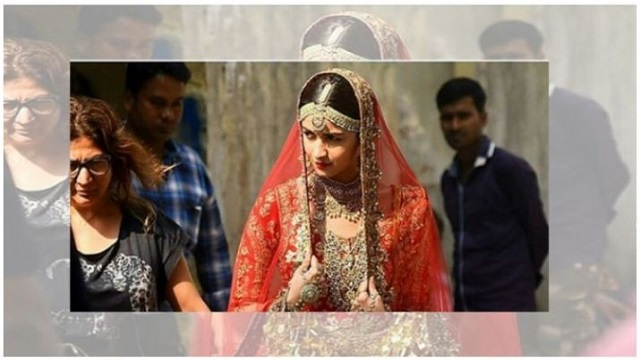 Alia Bhatt becomes bride
