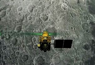 Chandrayaan-2: Darkness is getting close to Vikram Lander