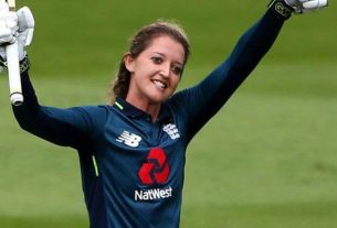 Retirement from International Cricket, England's Sarah Taylor