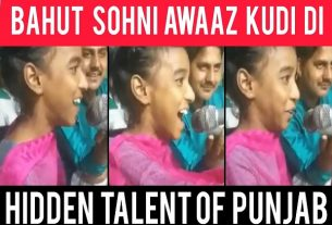 After Singer Ranu Mandal little girl's voice
