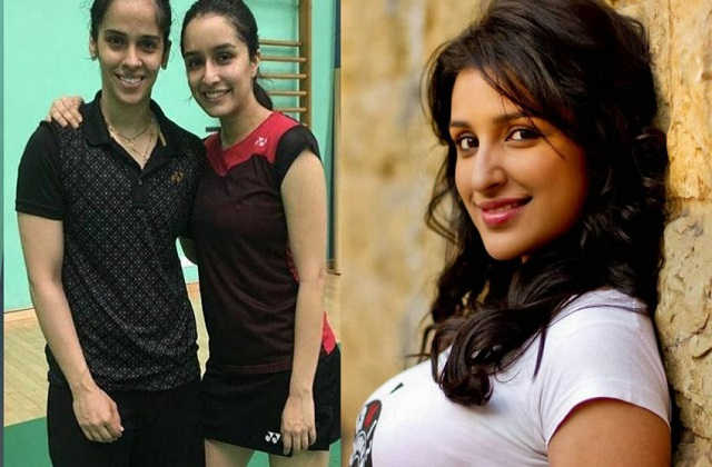 Parineeti Chopra in saina nehwaal biopic
