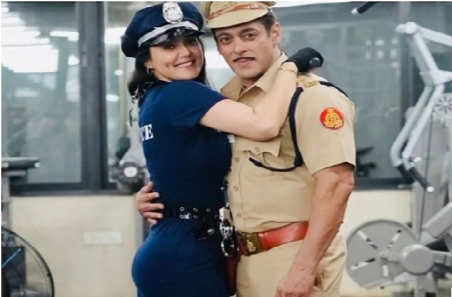 salma and preeti dabangg3