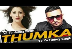 Honey Singh sings new song 'Thumka'