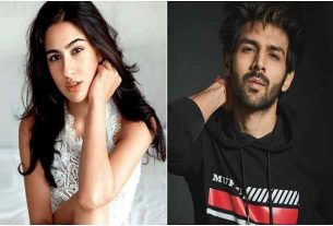 Karthik Aryan and Sara Ali Khan