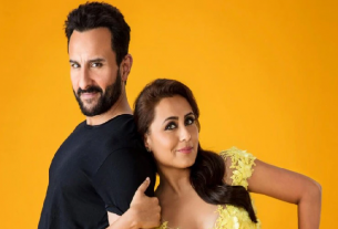 Saif Ali Khan and Rani Mukerji's