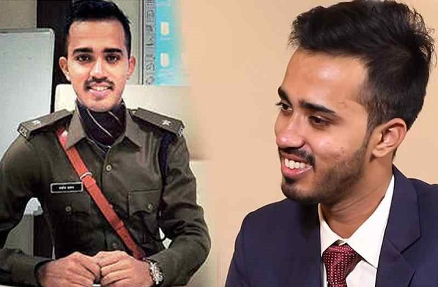 Safin Hassan youngest IPS