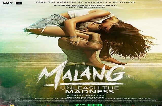 Disha Patani upcoming film 'MALANG' poster will soon release trailer