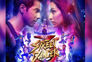 "film ""Street Dancer 3D"""