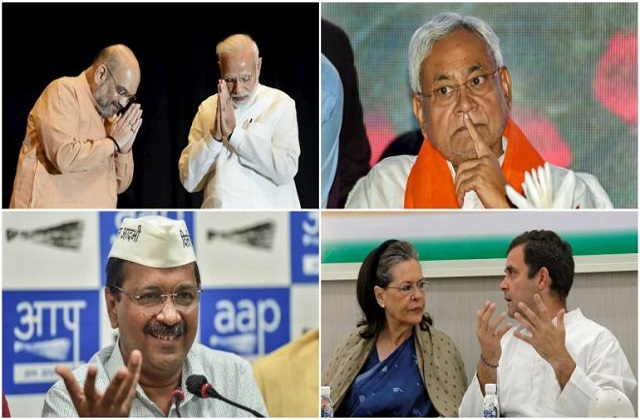 Delhi Election 2020: Elections on February 8, results on 11