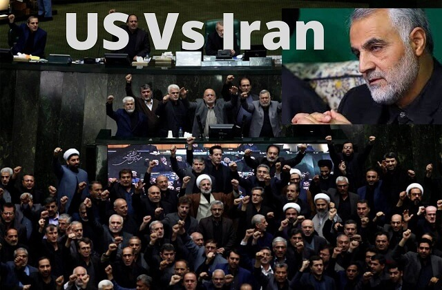whole of Iran is ready to die on the death of Sulaimani