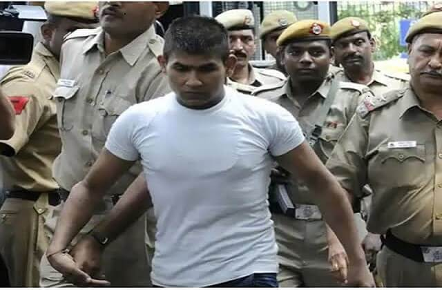 Nirbhaya case vinay sharma convict's mercy petition canceled by the President.