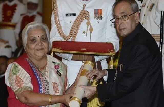 Janak palta awarded