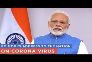 PM Modi Will Address The Country Again Tonight at 8 PM