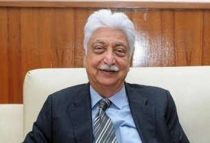Azim Premji becomes third highest donor in the world