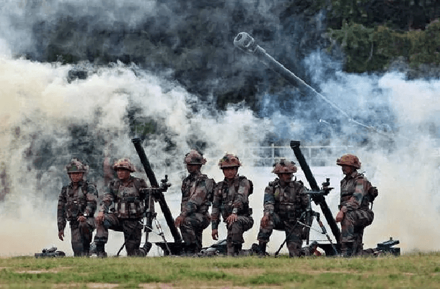 Government released ₹ 500 crore emergency fund for Army