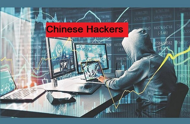Chinese Hackers attack