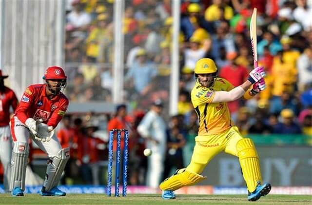 Faf du Plessis in Csk