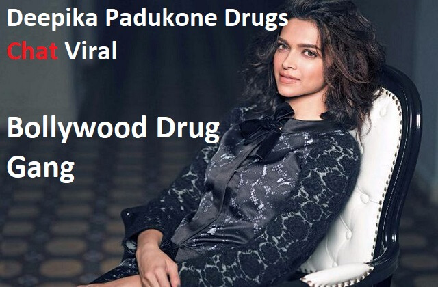 Deepika Padukone Drugs Chat Viral