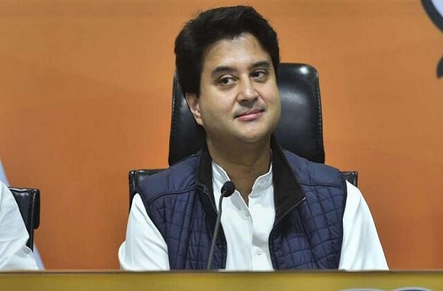 Jyotiraditya Scindia Demand from BJP