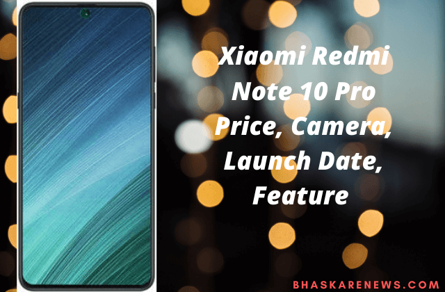 Xiaomi Redmi Note 10 Pro Price in india
