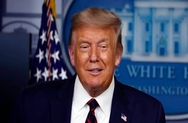 Donald Trump nominated for 2021 Nobel Peace Prize